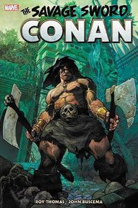[Savage Sword Of Conan: The Original Marvel Years: Omnibus: Volume 2 (Hardcover) (Product Image)]
