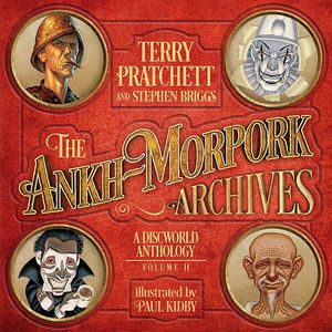 [The Ankh-Morpork Archives: Volume Two (Hardcover) (Product Image)]