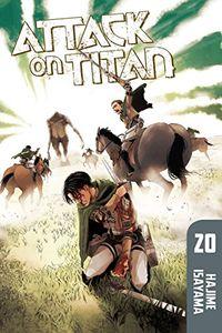 [Attack On Titan: Volume 20 (Product Image)]