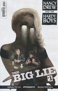 [Nancy Drew Hardy Boys #1 (Cover A Dalton) (Product Image)]