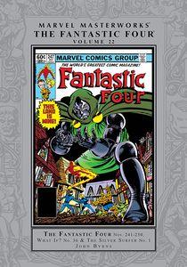 [Marvel Masterworks: Fantastic Four: Volume 22 (Hardcover) (Product Image)]