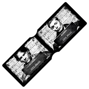 [Supernatural: Travel Pass Holder: Sam And Dean Mugshot (Product Image)]