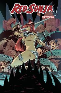 [Red Sonja #26 (Cover D Miracolo) (Product Image)]