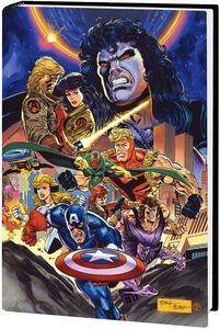 [Avengers Gathering: Omnibus (Dm Variant Hardcover) (Product Image)]