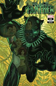 [Black Panther #24 (Quinones Variant) (Product Image)]