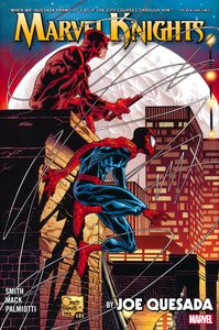 [Marvel Knights: By Joe Quesada: Omnibus (Hardcover) (Product Image)]