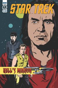 [Star Trek: Hell's Mirror (Cover A Smith) (Product Image)]