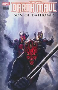 [Star Wars: Darth Maul: Son Dathomir (New Printing) (Product Image)]