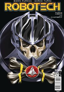 [Robotech #14 (Cover C G) (Product Image)]
