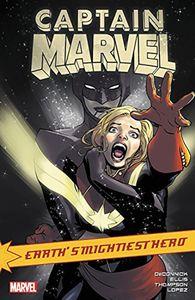 [Captain Marvel: Volume 4: Earth's Mightiest Hero (Product Image)]