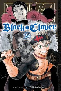 [Black Clover: Volume 24 (Product Image)]
