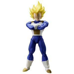 [Dragon Ball: SH Figuarts Action Figure: Super Saiyan Vegeta (Product Image)]