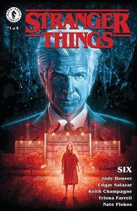 [Stranger Things: Six #1 (Cover B Lambert) (Product Image)]
