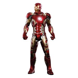 [Avengers: Age Of Ultron: Hot Toys Action Figure: Iron Man Mark XlIII Die Cast (Product Image)]