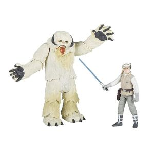 [Star Wars: The Empire Strikes Back: Action Figure 2-Pack: Hoth Wampa & Luke Skywalker (Product Image)]