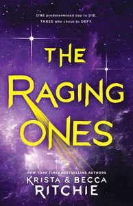 [The Raging Ones (Hardcover) (Product Image)]