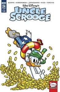 [Uncle Scrooge #24 (Subscription Variant) (Product Image)]