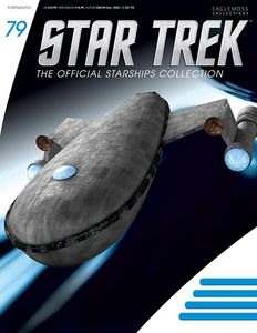 [Star Trek: Starships Figure Collection Magazine #79 Harry Mudds Class J Ship (Product Image)]