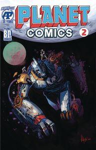[Planet Comics #2 (Cover B Hutchinson) (Product Image)]