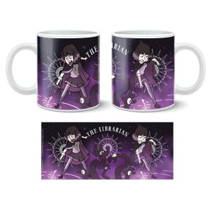 [Hilda: Mug: The Librarian (Product Image)]