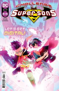 [Challenge Of The Super Sons #4 (Product Image)]