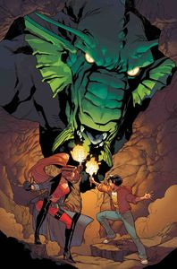 [Monsters Unleashed #6 (Product Image)]