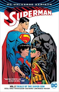 [Superman: Volume 2: Trial Of The Super Sons (Rebirth) (Product Image)]