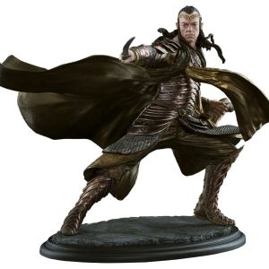 [The Hobbit: 1:6 Scale Statue: Lord Elrond At Dol Guldur (Product Image)]