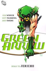 [Green Arrow: Road To Jericho (Product Image)]