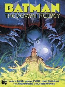 [Batman: The Demon Trilogy (Hardcover) (Product Image)]