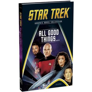 [Star Trek Graphic Novel Collection: Volume 140: The Next Generation: All Good Things (Hardcover) (Product Image)]