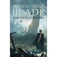 [Adrian Tchaikovsky talks Redemption's Blade (Product Image)]