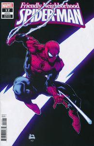 [Friendly Neighborhood Spider-Man #12 (Stegman Variant) (Product Image)]