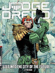 [Judge Dredd Megazine #423 (Product Image)]