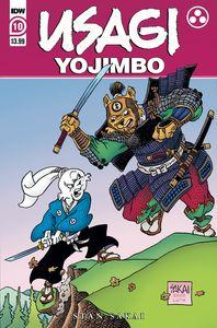 [Usagi Yojimbo #10 (Cover A Sakai) (Product Image)]