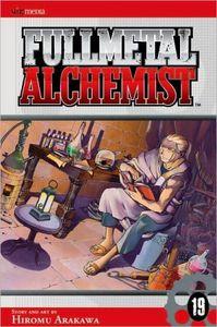 [Fullmetal Alchemist: Volume 19 (Product Image)]