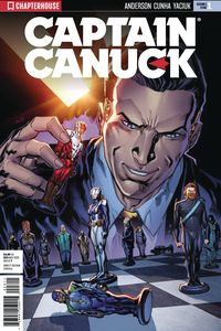 [The cover for Captain Canuck: Season 5 #1]