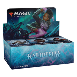 [Magic The Gathering: Kaldheim: Draft Booster (Box Of 36) (Product Image)]