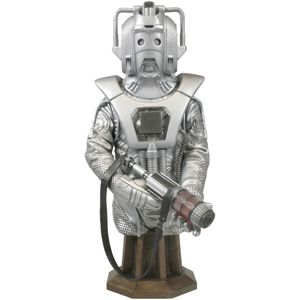[Doctor Who: Maxi Bust: Cyberman Cyber Leader (Product Image)]