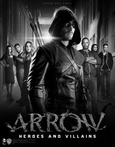 [Arrow: Heroes & Villains (Product Image)]
