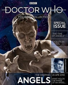 [Doctor Who Figurine Mega Special #7: Weeping Angel (Product Image)]