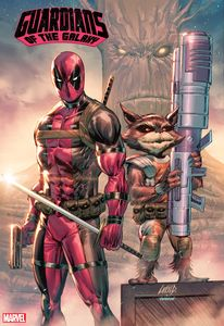 [Guardians Of The Galaxy #13 (Liefeld Deadpool 30th Variant) (Product Image)]