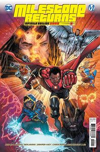 [Milestone Returns: Infinite Edition #0 (Cover A Denys Cowan) (Product Image)]