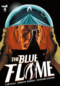 [Blue Flame #4 (Cover A Gorham) (Product Image)]