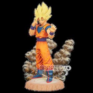 [Dragon Ball Z: History Box Statue: Volume 2: Super Saiyan Goku (Product Image)]