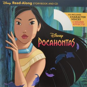 [Pocahontas Read-Along Storybook & CD (Product Image)]