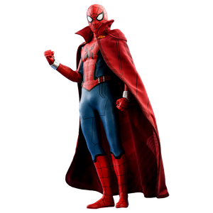 [Marvel: What If...?: Hot Toys Action Figure: Zombie Hunter Spider-Man (Product Image)]