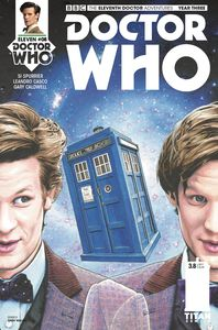 [Doctor Who: 11th Doctor: Year Three #8 (Cover D Walker) (Product Image)]