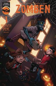 [Zomben: Halloween Special #1 (Cover A Reg) (Product Image)]