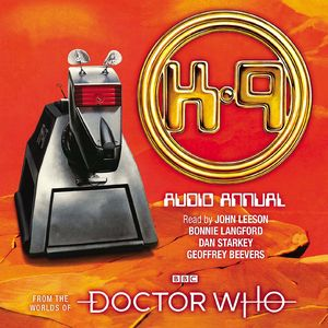 [Doctor Who: The K9 Audio Annual: From The Worlds Of Doctor Who (Product Image)]